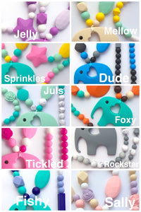 Kids #playdate Necklace