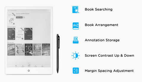 Pre-order: E-PAD, The E-Ink Android Tablet