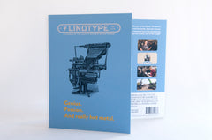 Linotype: The Film DVD Digipak