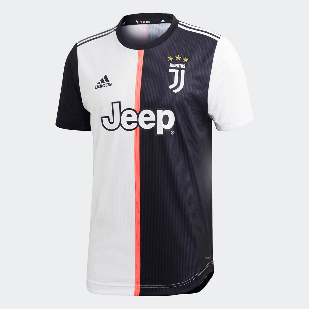 free shipping 9052a 1c238 Juventus FC Home Kit 19/20 – ONE Soccer Kits
