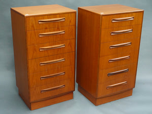 GPlan Tall Fresco chest of drawers