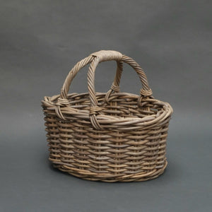 Picnic basket with high handle HGW123