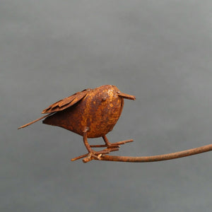Balance birds garden ornament