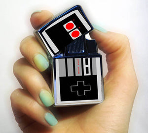 Hand-crafted Pop Culture Lighter
