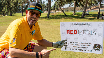 RED MEDIA X HEYER POWER CHARITY GOLF TOURNAMENT