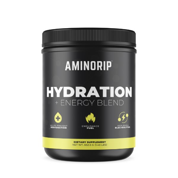 Product Review: Aminorip Hydration Energy Blend by Maria Vallasciani, MS, RD