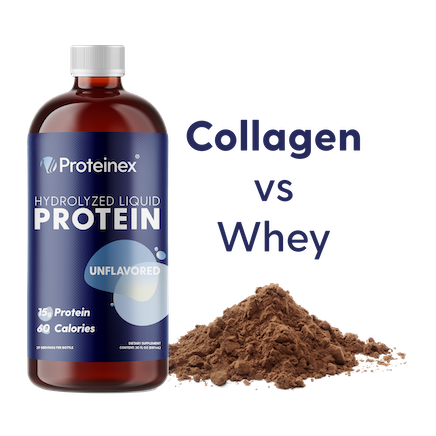 Collagen Protein vs. Whey Protein: Which one is Right for You?