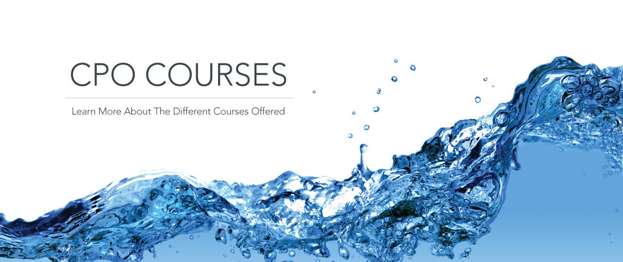 Pool Training Academy CPO NSPF Classes Courses