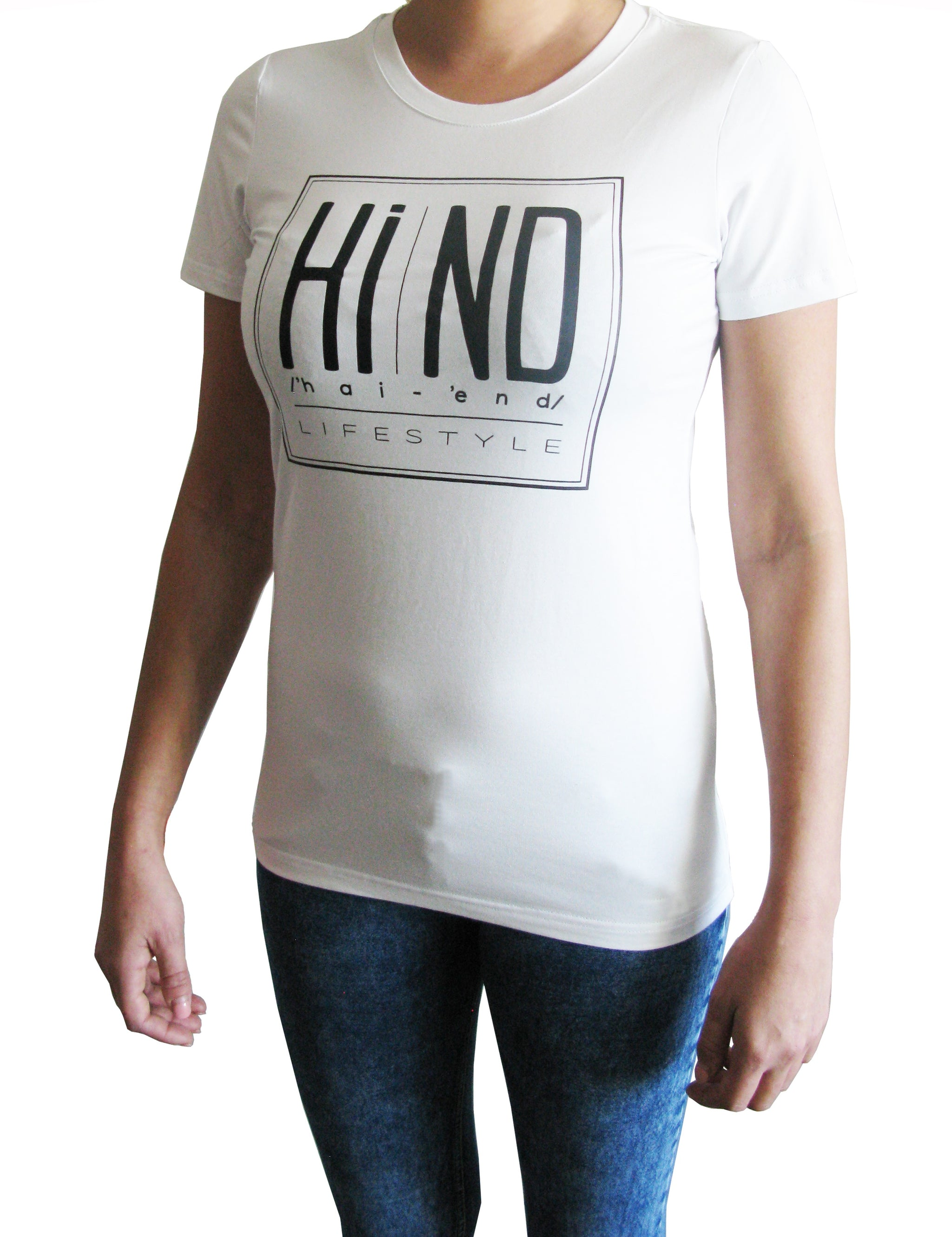 HiND Women's Tee - HiND Lifestyle