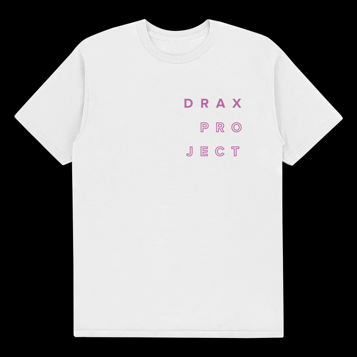 "DRAX PROJECT ""LOGO"" WHITE"