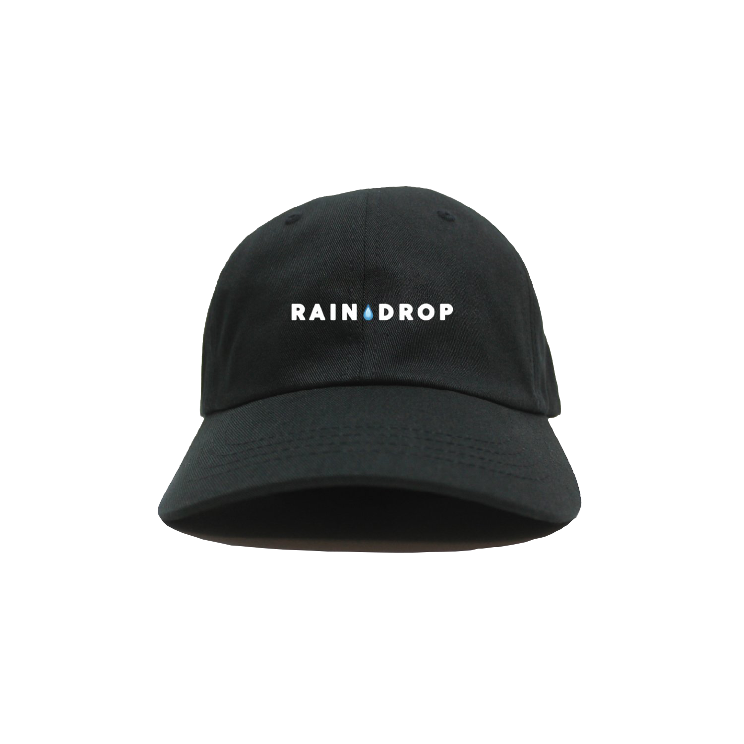 "MIGOS ""RAINDROP"" BLACK DAD HAT"
