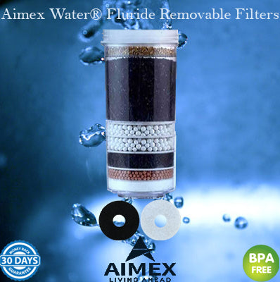 AImexWater Activated Alumina Fluoride Filter