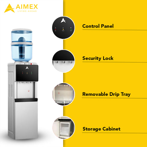 Free Standing Water Cooler Functions