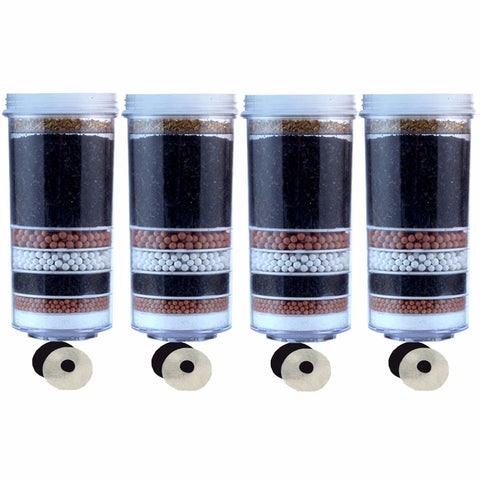 Aimex 8 Stage Water Filter - 4 Pieces