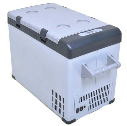 NEW Car Boat Portable Fridge 12V/24V/240V Cooler Caravan Camping Freezer 42L