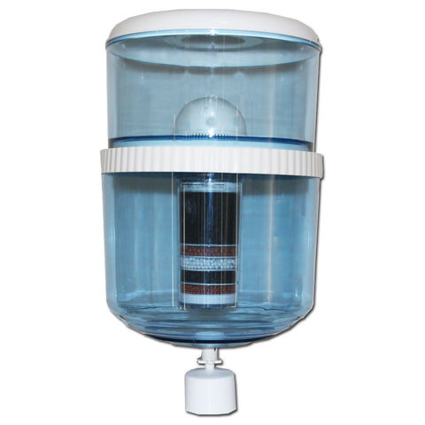 Water Purifier Bottle With 8 Stage Water Filter - Suitable to Any Water Dispenser