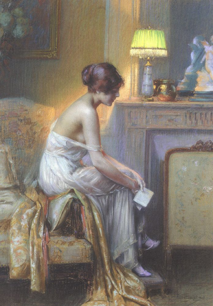 Delphin Enjolras - A Moment of Reflection