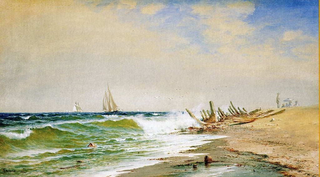 Francis Silva - A Summer Day on the Coast