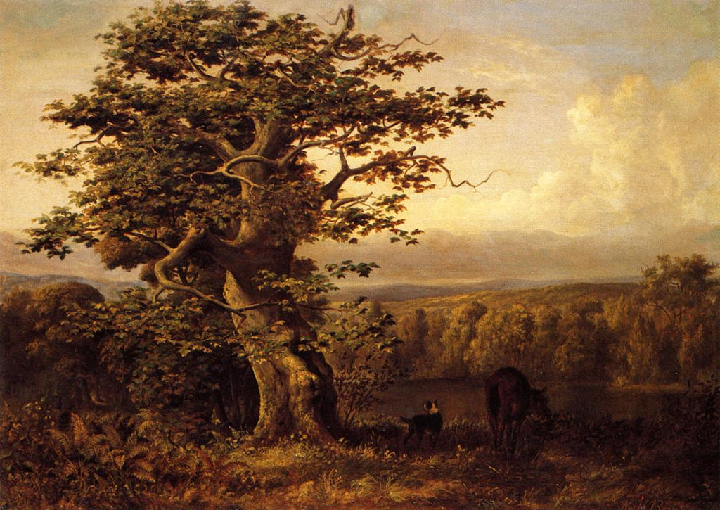 William Holbrook Beard - A View in Virginia