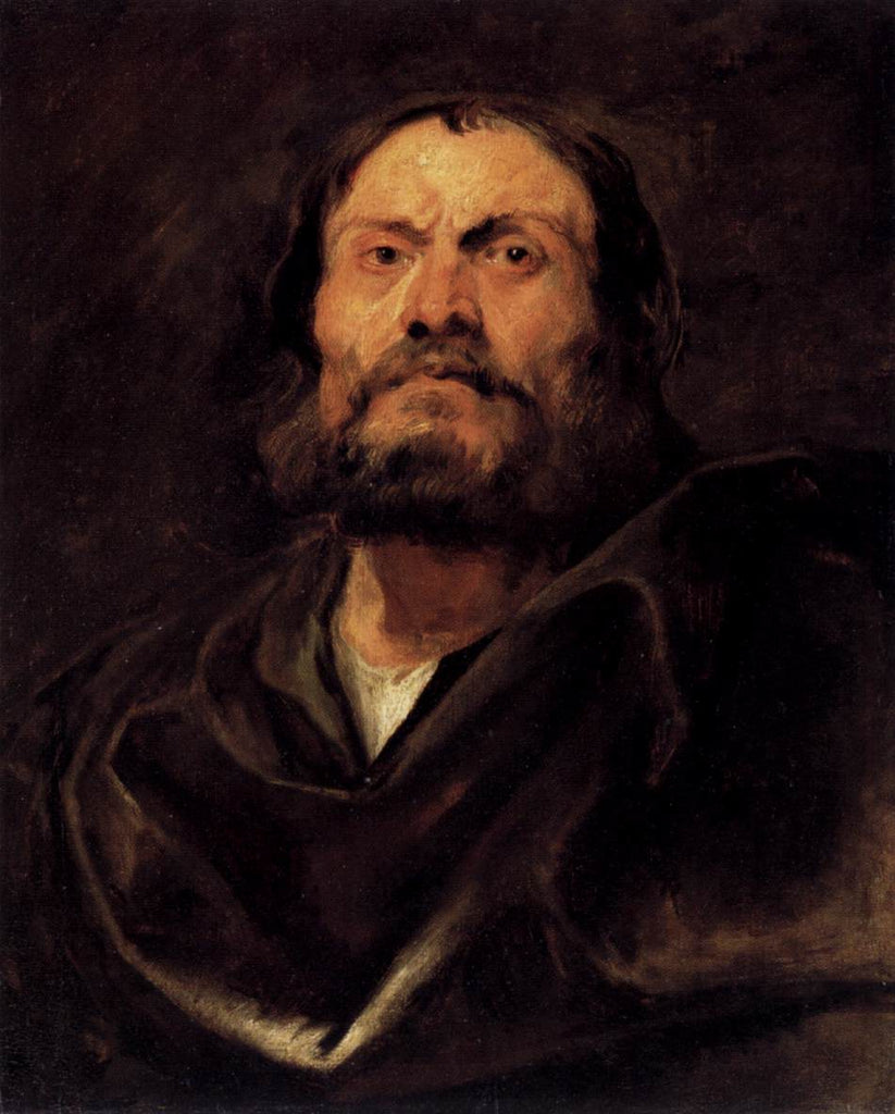 Sir Anthony van Dyck - An Apostle
