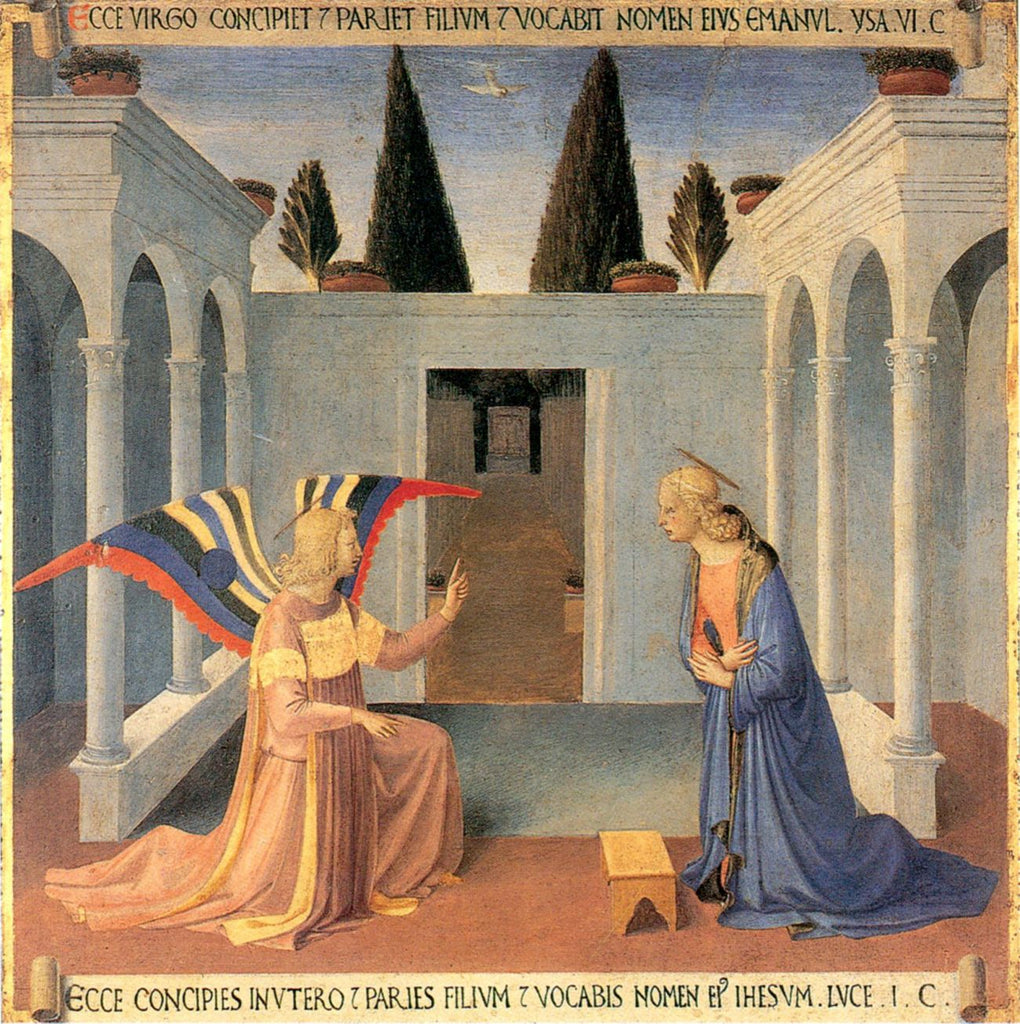Fra Angelico - Annunciation d