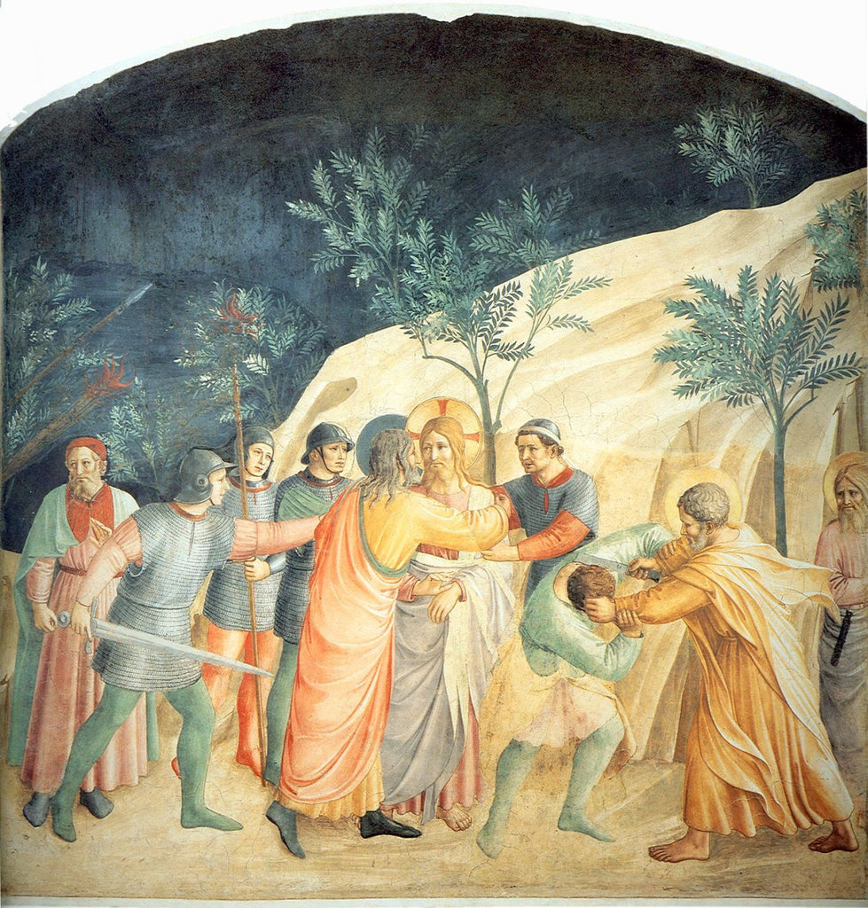 Fra Angelico - Arrest of Christ