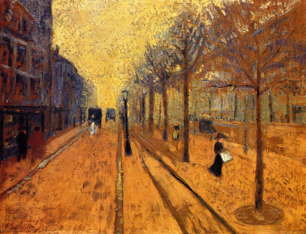 Paul Serusier - Avenue de Neuilly
