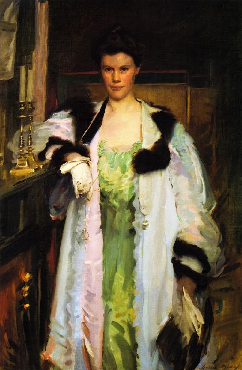 Cecilia Beaux - Bertha Hallowell Vaughan