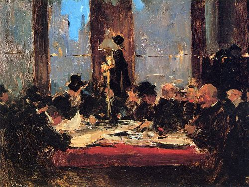 Floris Arntzenius - Cafe Riche