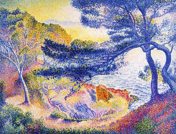 Henri Edmond Cross - Cap Layet