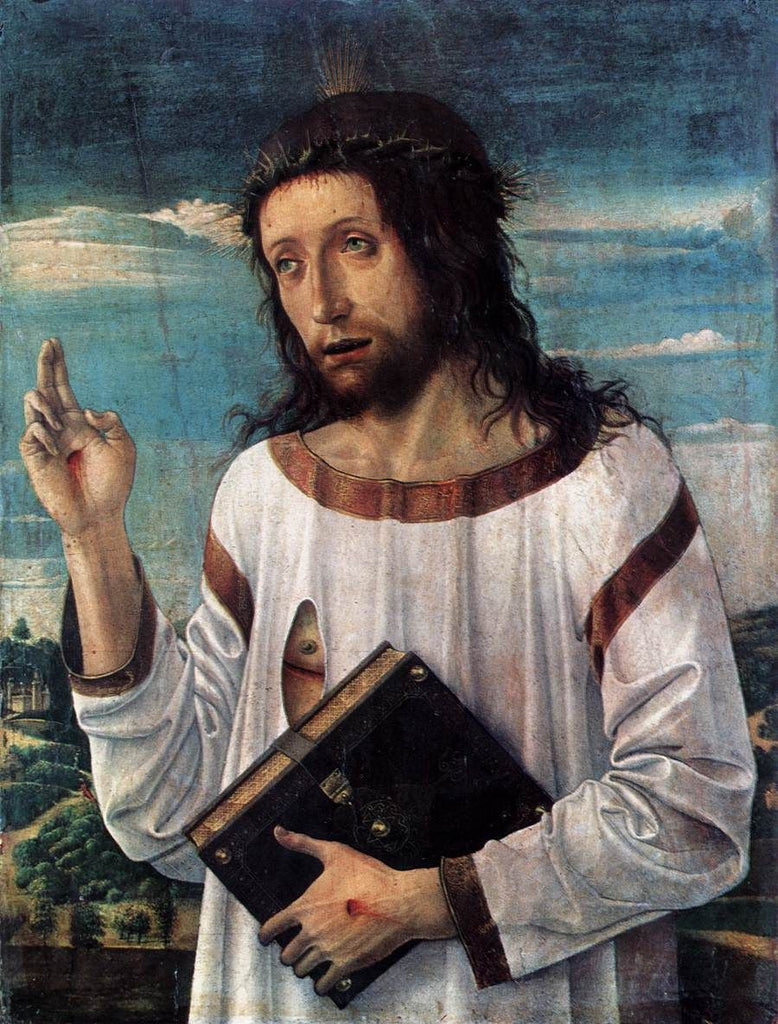 Giovanni Bellini - Christ's Blessing