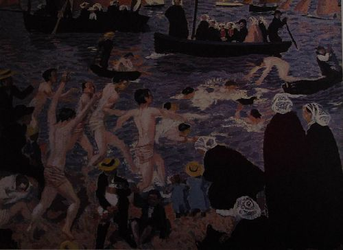 Maurice Denis - Course aux canards