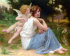 Guillaume Seignac - Cupid and Psyche