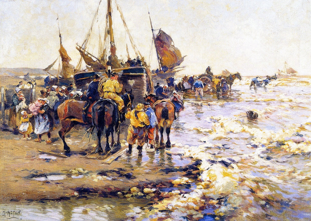 Mathias J Alten - Dutch Scene