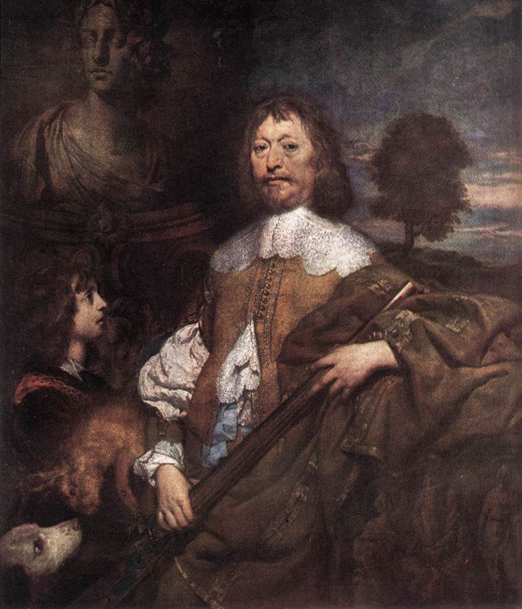 William Dobson - Endymion Porter