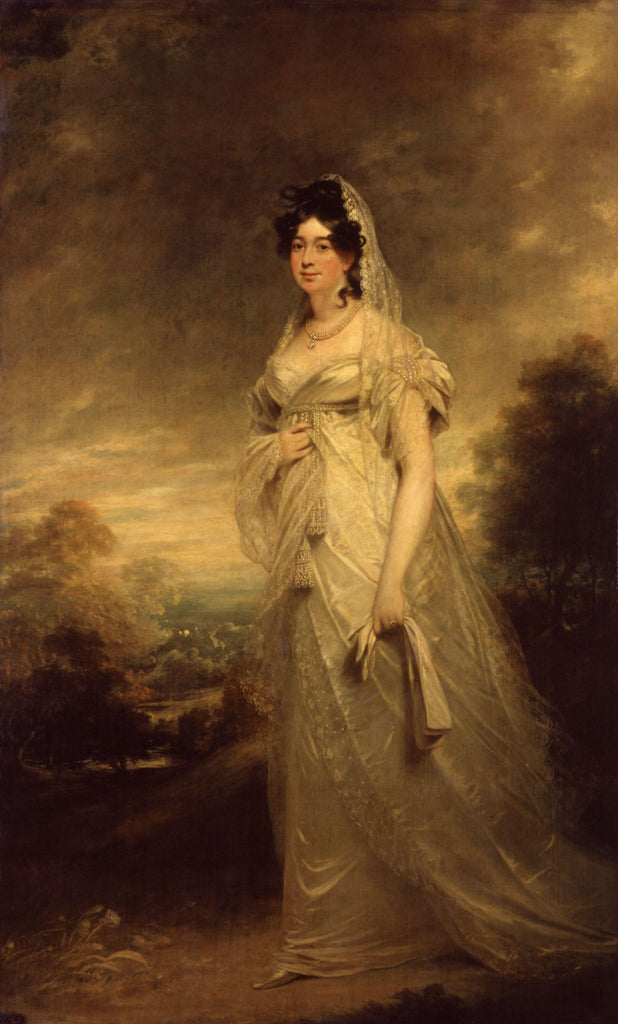 Sir William Beechey - Harriot (Mellon), Duchess of St. Albans