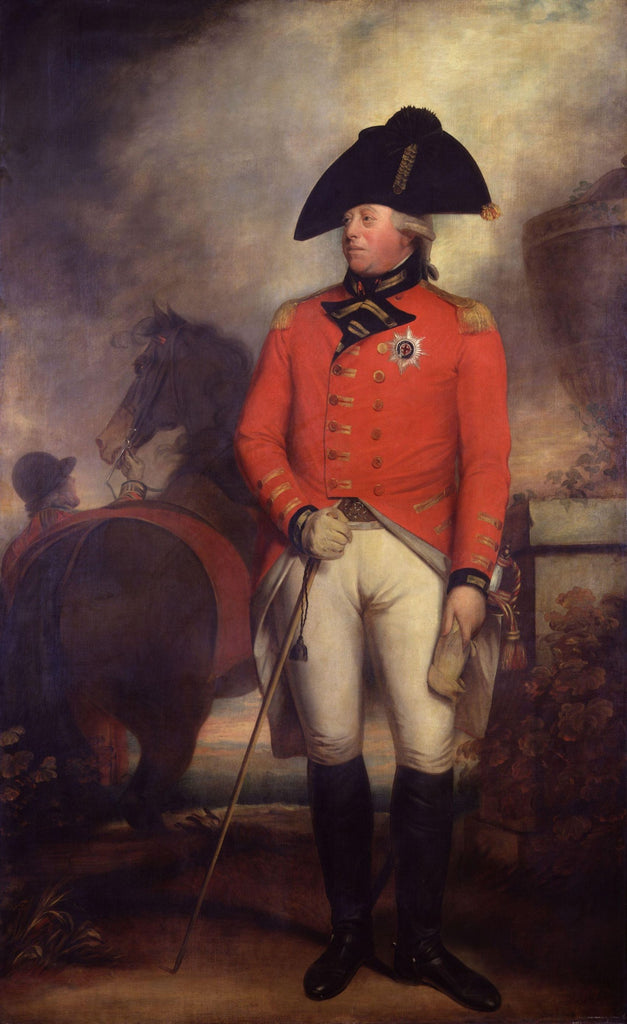 Sir William Beechey - King George III b