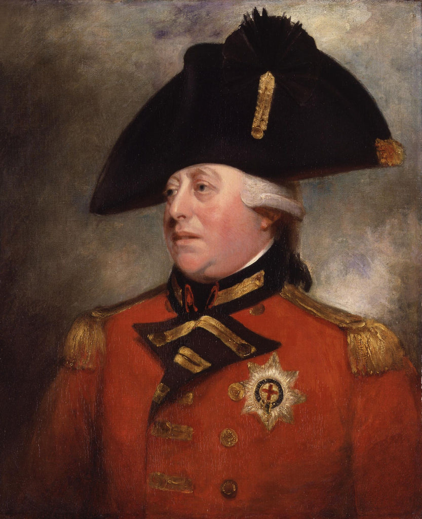 Sir William Beechey - King George III