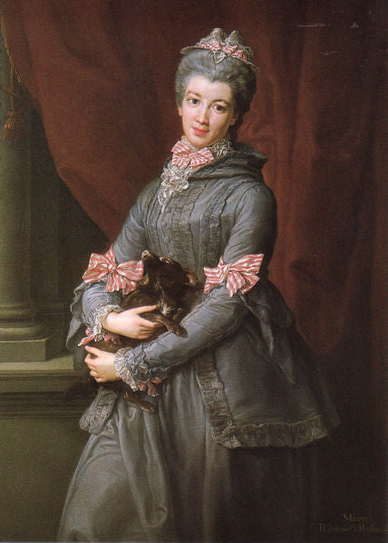 Pompeo Batoni - Lady Mary Fox