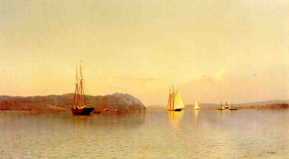 Francis Silva - Late Afternoon, Haverstraw Bay