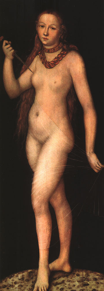 Lucas the Elder Cranach - Lucretia