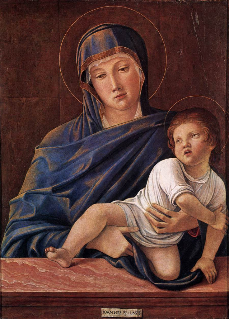 Giovanni Bellini - Madonna with the Child