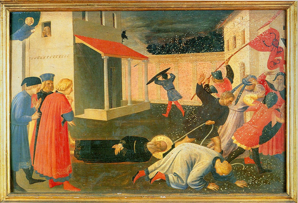 Fra Angelico - Martyrdom of Saint Marc