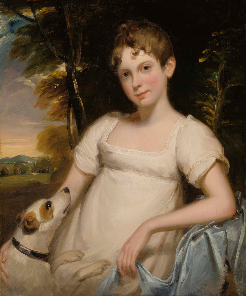 Sir William Beechey - Miss Agnes Murray