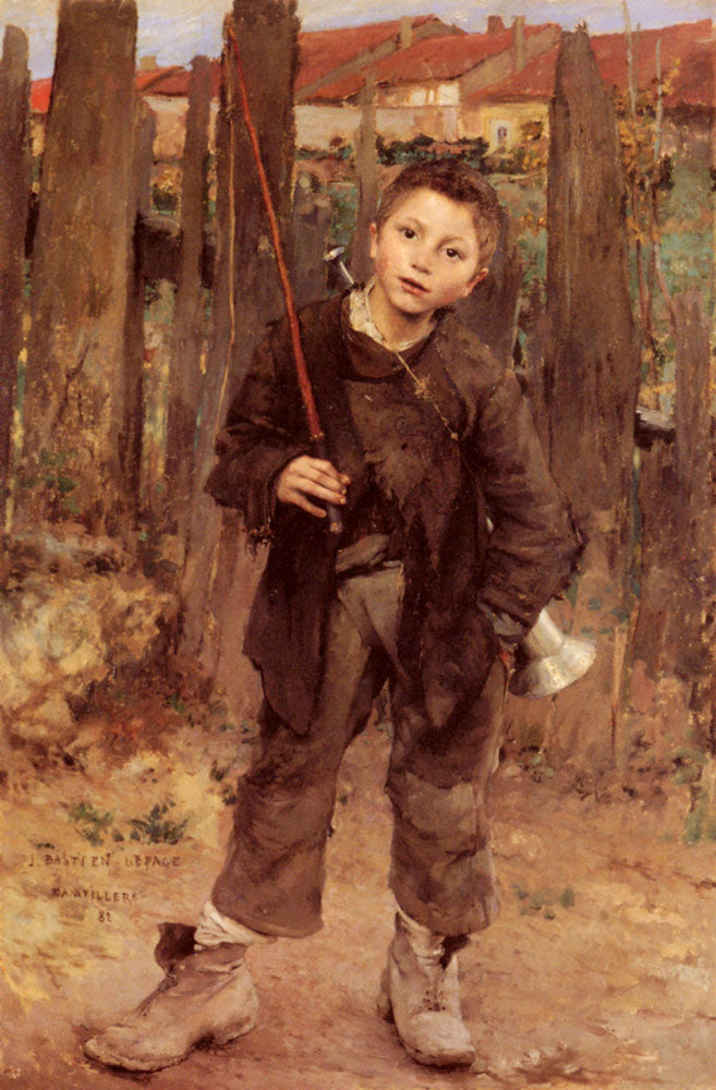 Lepage Jules Bastien - Nothing Doing