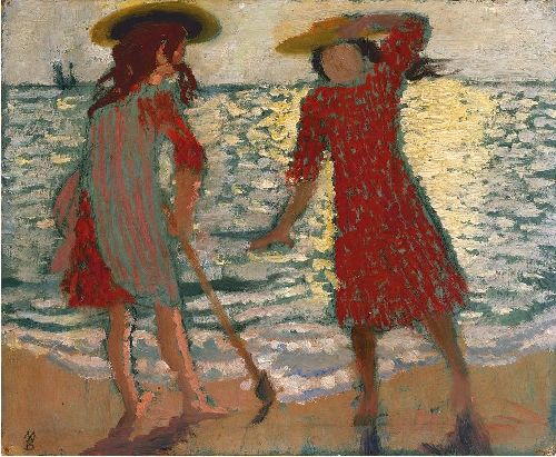 Maurice Denis - On the Beach