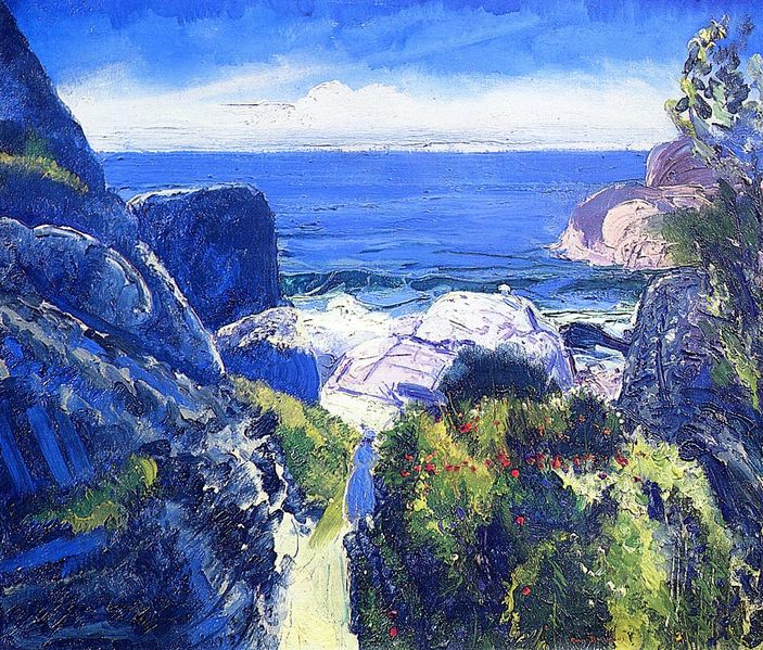 George Bellows - Paradise Point