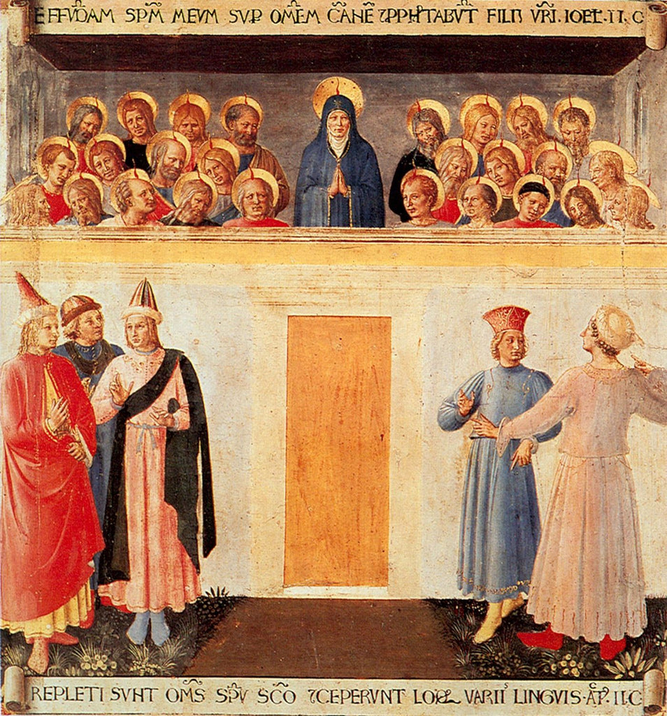 Fra Angelico - Pentecost