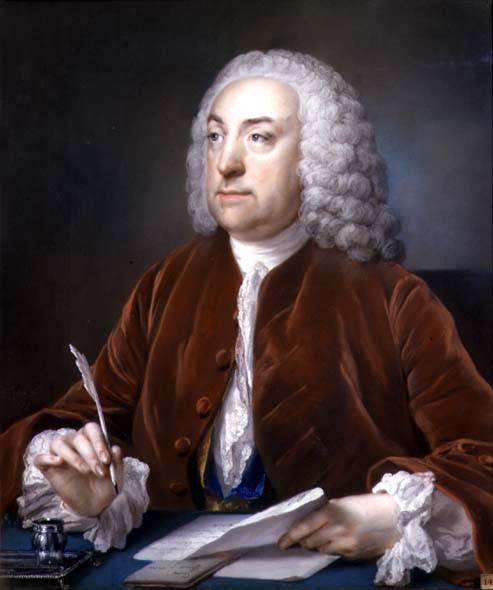 Francis Cotes - Portrait of Taylor White Treasurer of the Foundling Hospital 175