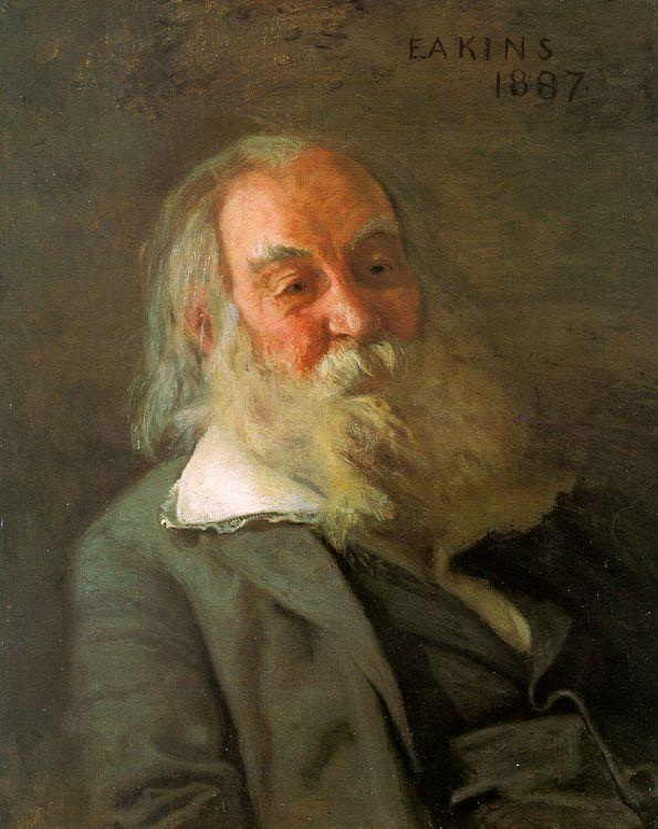 Thomas Eakins - Portrait of Walt Whitman